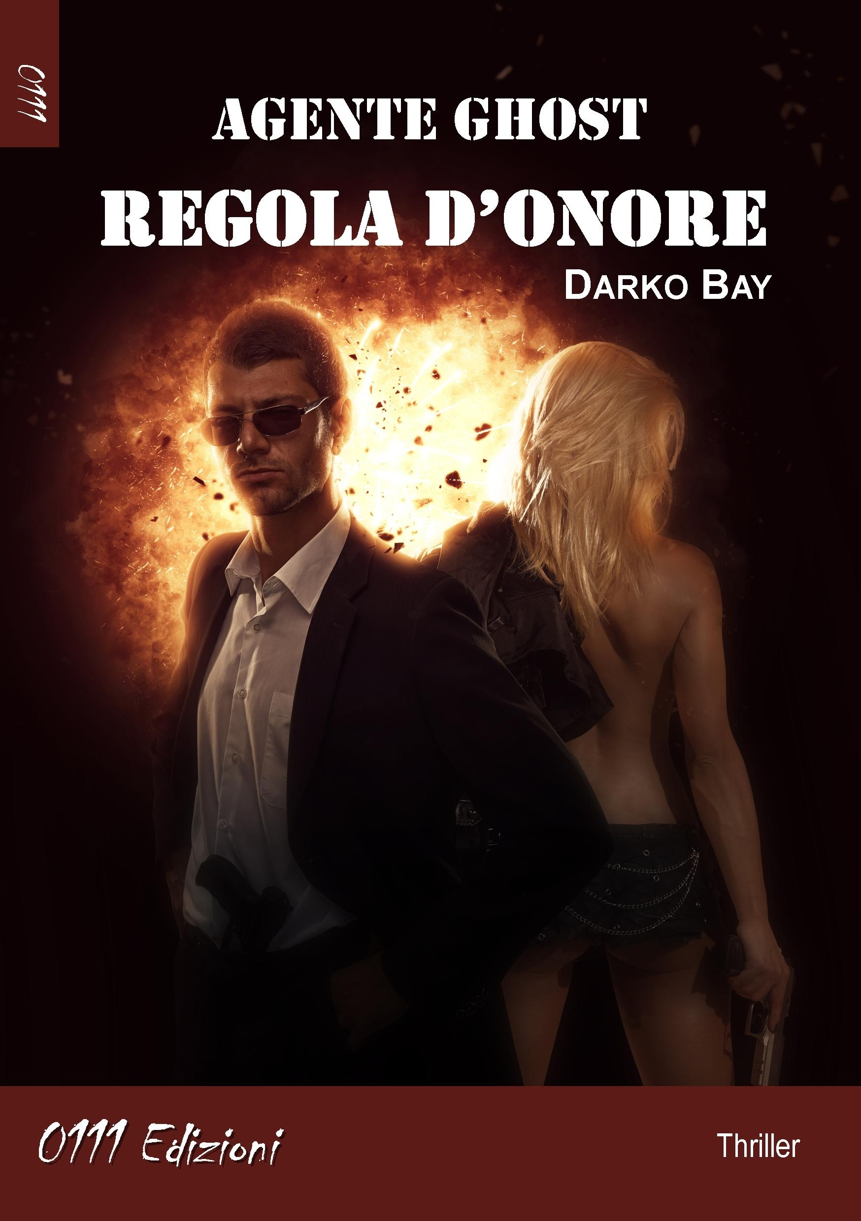 Agente Ghost: Regola d'onore